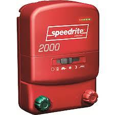 Speedrite 2000 Unigizer lichtnet- en accu-apparaat