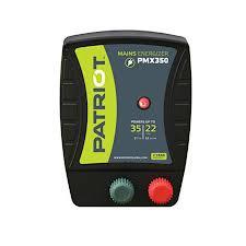 Patriot PMX350 lichtnet-apparaat